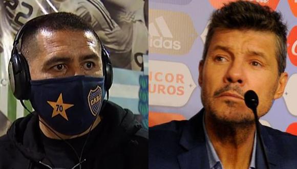 Los entredichos iniciaron tras la eliminación de Boca Juniors en Copa Libertadores. (Foto: ESPN / Difusión)