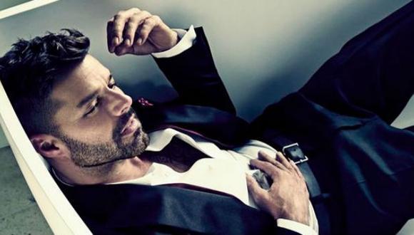Ricky Martin reveló en Facebook la portada de su nuevo álbum