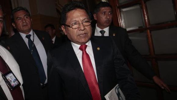 Ramos Heredia no sustentó pedido de reconsideración ante el CNM