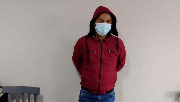 El fiscal detenido será investigado por el presunto delito contra la libertad sexual-violación sexual en agravio de menor en el grado de tentativa, delito de tocamiento | Foto: Policía Nacional del Perú / PNP