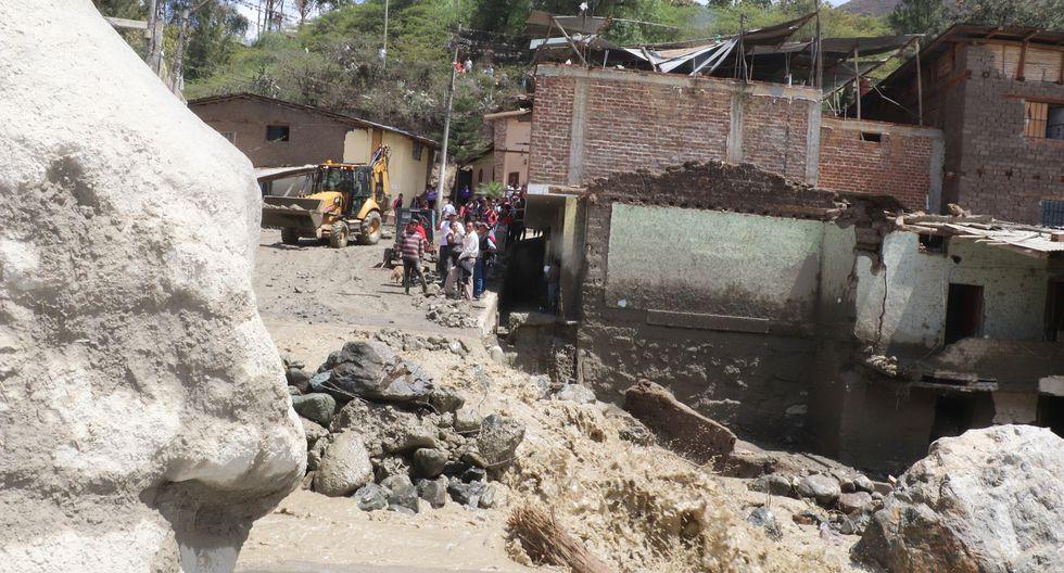 Pese a que Ingemmet alertó sobre cinco zonas críticas en Huancabamba, las autoridades hicieron poco para reducir la vulnerabilidad en esta provincia piurana. (Foto: GORE Piura)