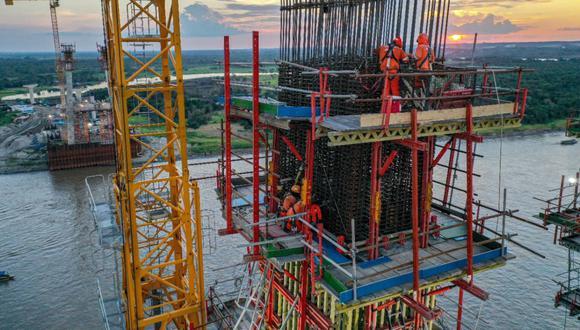 El proyecto del Puente Nanay cuenta con una inversión de más de S/ 613 millones. (Foto: MTC)