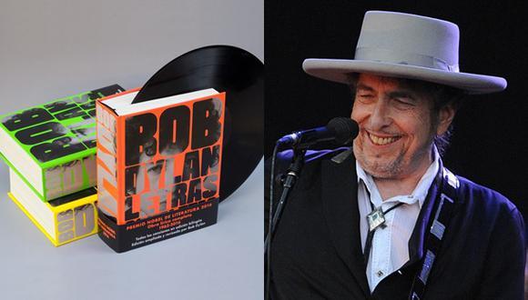 """Nobel Dylan publica por primera vez sus """"Letras completas"""""""