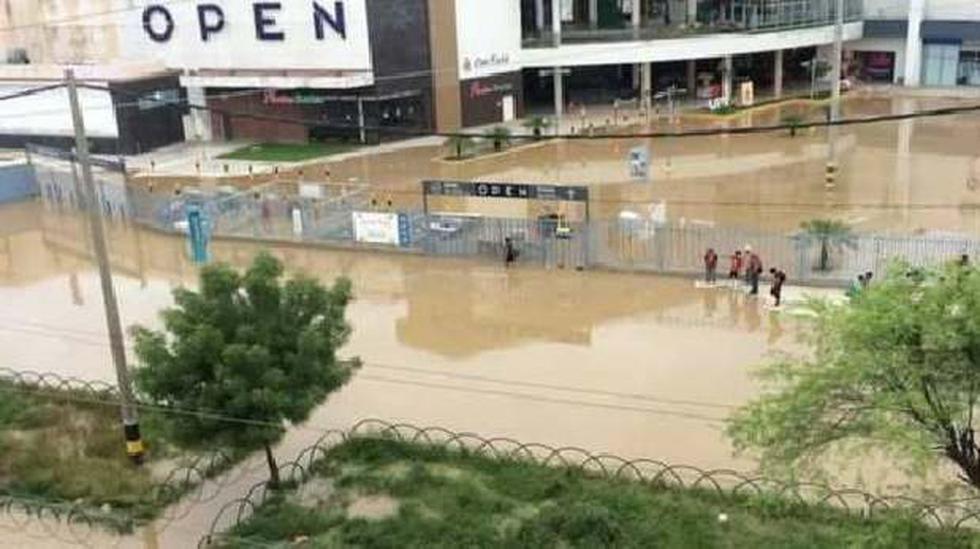 Open Plaza Piura supera inundación y reabrirá sus puertas - 2