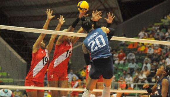 Perú derrotó 3-1 a Colombia la noche de este jueves. (Foto: @InderBarranca)
