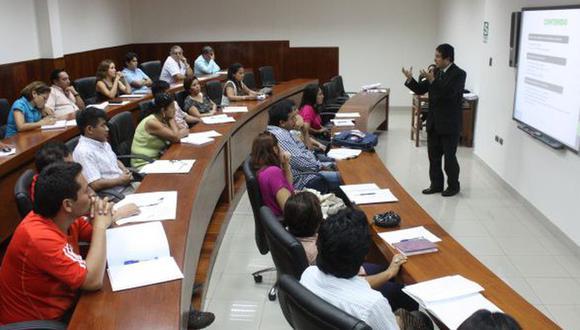 De las 145 universidades del país que solicitaron su acreditación institucional, solo está pendiente la evaluación de 24 casas de estudios, entre públicas y privadas. (Foto: referencial)