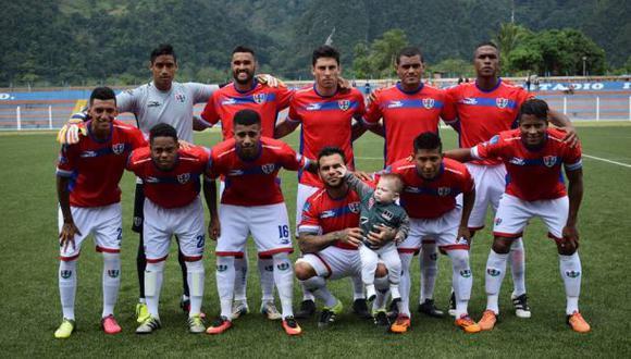 Duelo entre Comerciantes Unidos y Alianza Atlético se suspendió