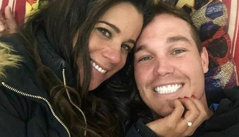 Vanessa Terkes y George Forsyth se habrían enamorado tras conocerse en el programa 'El Dorado' | Foto: Instagram