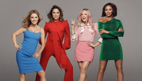 Las Spice Girls anunciaron su regreso en diciembre del 2018. (Foto: Difusión).