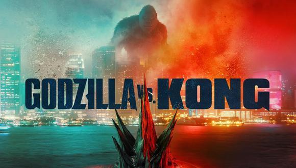 """""""Godzilla vs. Kong"""" es uno de los estrenos más esperados del año. (Foto: YouTube)"""