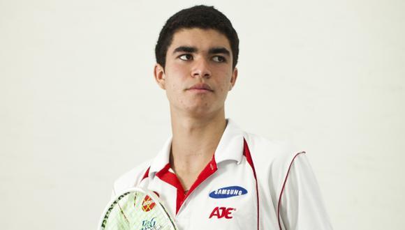 Peruano Diego Elías se consagra campeón mundial de squash