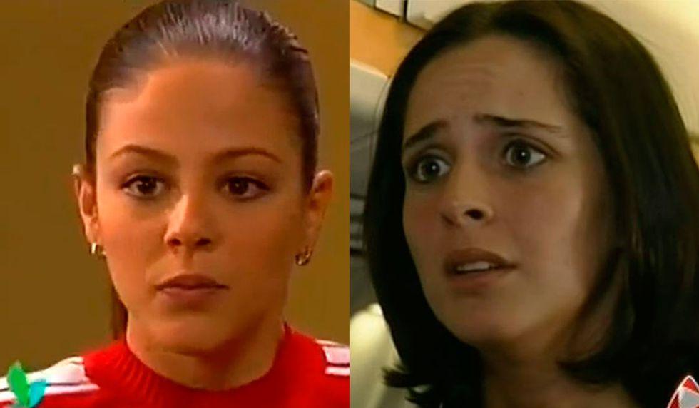 Adriana Nieto fue cambiada en pleno rodaje por Irán Castillo en Locura de amor (Foto: Televisa)