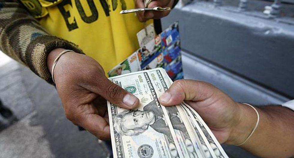 Este es el precio de la moneda estadounidense en el mercado peruano al cierre de la sesión. (Foto: GEC)