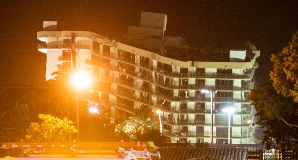 The president of Mexico criticizes the demolition of the collapsed building in Miami