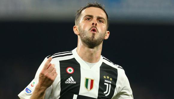Miralem Pjanic ha estado en Juventus desde la temporada 2016-17. (Foto: AFP)