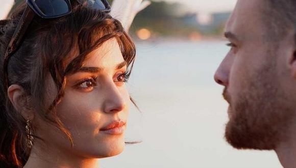 ¿Cómo reaccionará Serkan ante la revelación de Eda? (Foto: Love Is in the Air / MF Yapım)