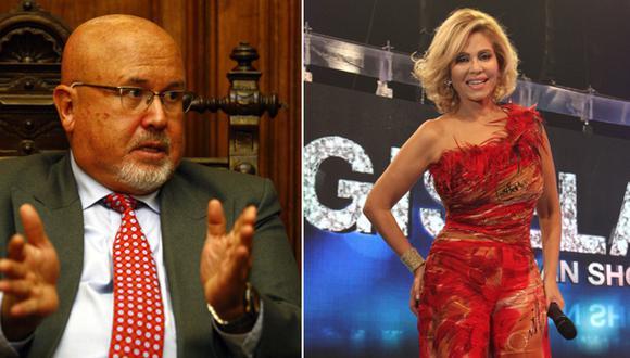 Carlos Bruce será el próximo invitado de Gisela Valcárcel