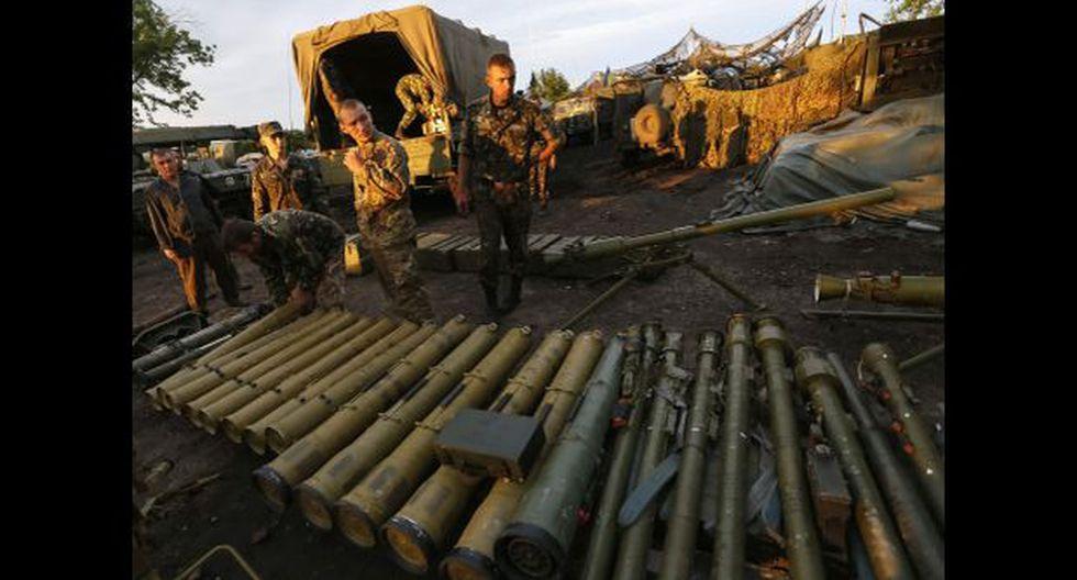 Cinco claves para entender lo que está pasando en Ucrania