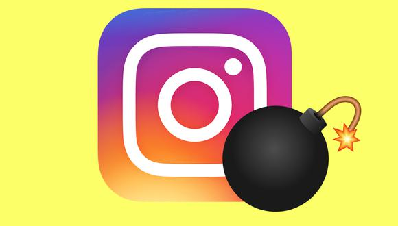 """¡Ya puedes activar los mensajes que hacen """"boom"""" en Instagram! Conoce cómo. (Foto: Instagram)"""