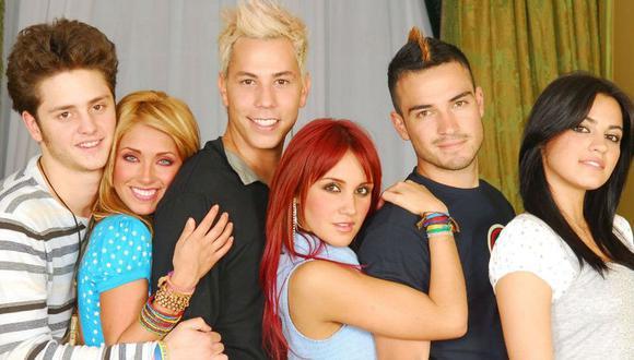 """""""Rebelde"""" fue la versión mexicana de """"Rebelde Way"""" y cuna del grupo RBD (Foto: Televisa)"""