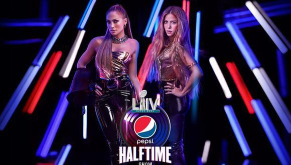 Las cantantes Jennifer Lopez y Shakira son las encargadas de la cuota musical en el medio tiempo del Super Bowl 2020. (Foto: Difusión)