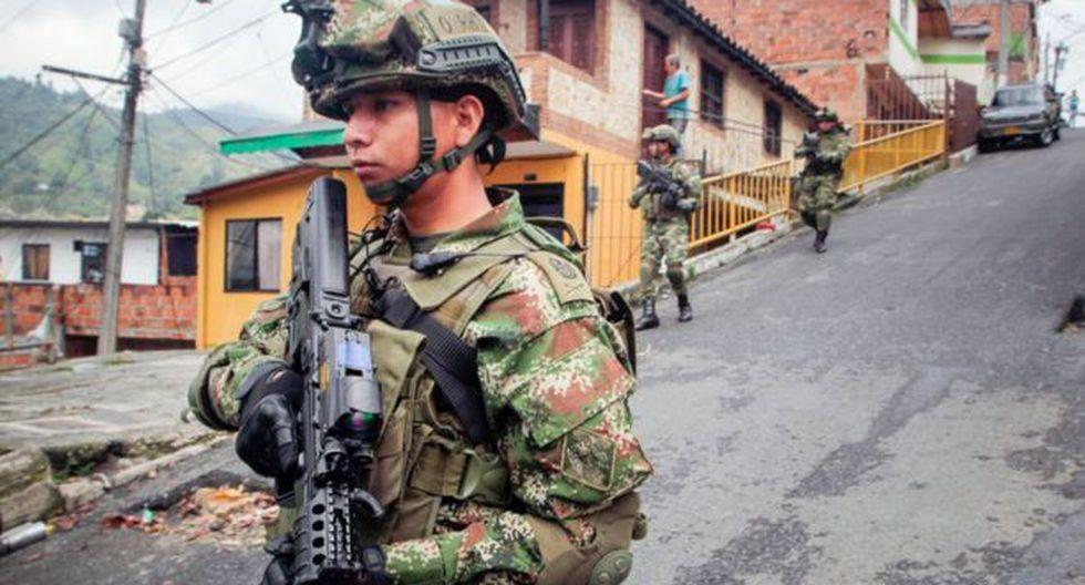 Pese al acuerdo de paz con las FARC, Colombia sigue siendo el país menos pacífico de América Latina.