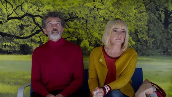 """""""Dolor y Gloria"""", de Pedro Almodóvar, nominada al Globo de Oro a mejor extranjera. (Foto: Captura de pantalla)"""