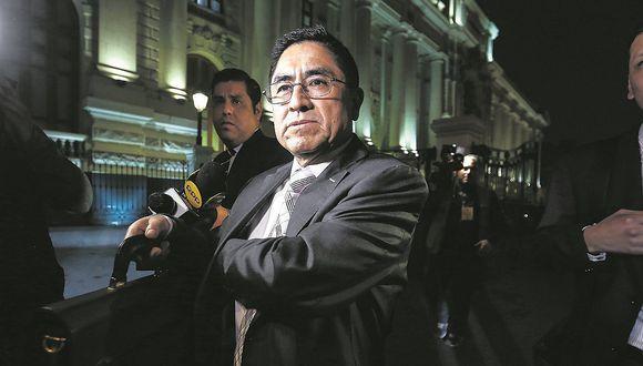 César Hinostroza tiene pendientes órdenes de prisión preventiva por Los Cuellos Blancos del Puerto y su salida ilegal del Perú. (Foto: GEC)