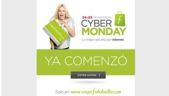 Cyber Monday: CCL y Falabella luchan por uso de la marca