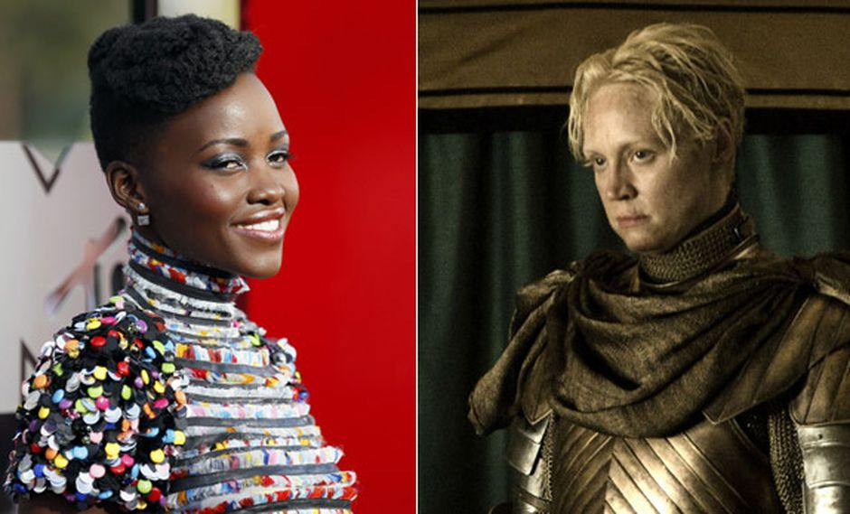 """""""Star Wars"""": confirman a Lupita N'yongo y Gwendoline Christie"""