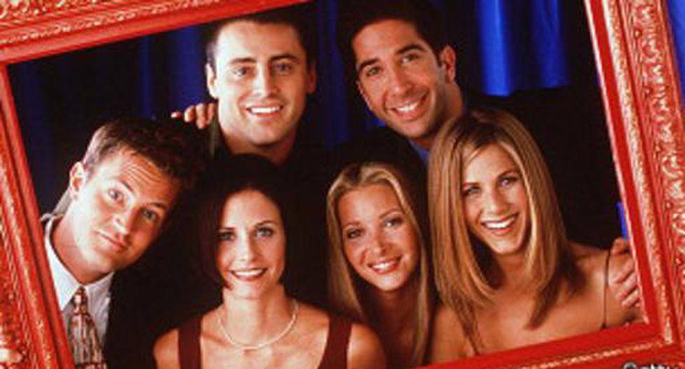 """""""Friends"""" regresa a las pantallas en HBO Max. (Foto: Difusión)"""