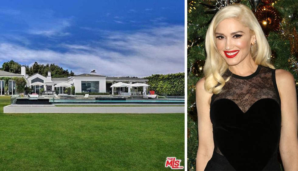 La cantante también se ocupa de otros negocios: acaba de vender la mansión de Beverly Hills, California. (Foto: The MLS)