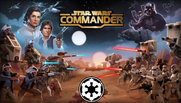 Reseña: Star Wars Commander