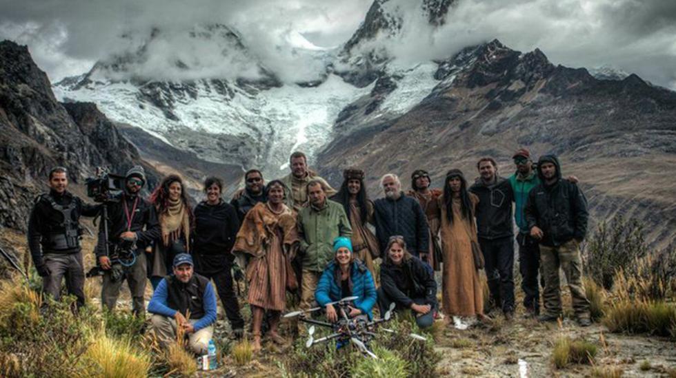Gerardo Zamora protagoniza documental para National Geographic - 1