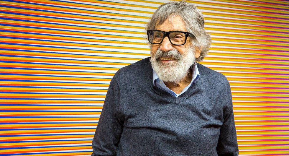 Carlos Cruz-Diez, uno de los mayores artistas venezolanos.