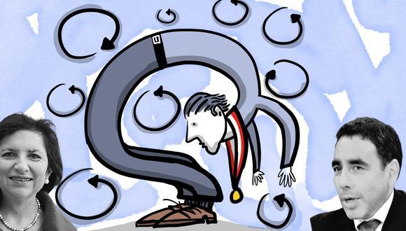 ¿Debería permitirse la reelección de congresistas? (Ilustración: Giovanni Tazza)