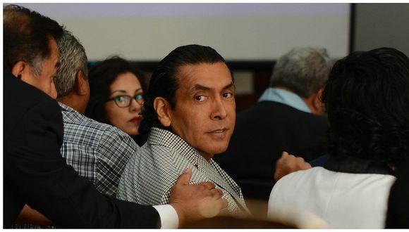 'Peter Ferrari' fue capturado en enero del 2017 y desde entonces cumplía prisión preventiva. Primero estuvo en el penal Piedras Gordas 1 y luego en Cochamarca. (Archivo)