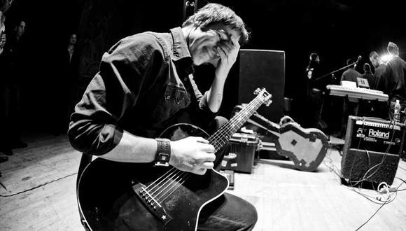 JR Richards fue la voz de la banda post grunge Dishwalla.