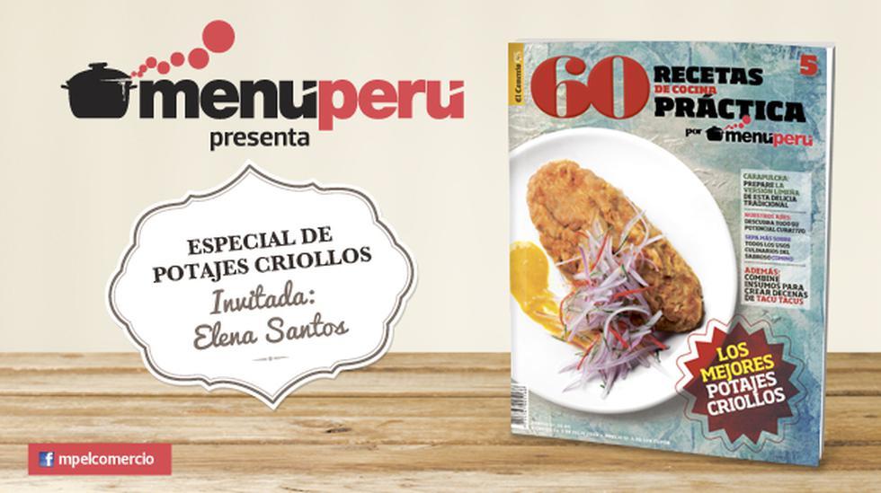 Encuentra puro sabor criollo en la nueva edición de Menú Perú - 1