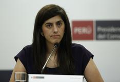 María Antonieta Alva: Los argumentos de la  moción de censura versus las respuestas de la ministra