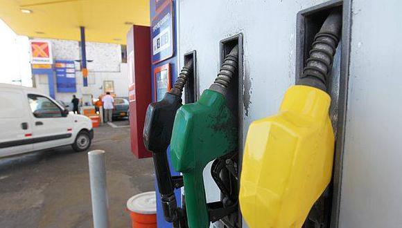 Grifos deberían bajar los combustibles hasta en S/0,2 por galón