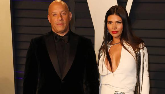 Vin Diesel y Paloma Jiménez están juntos desde el 2007 (Foto: Getty Images)