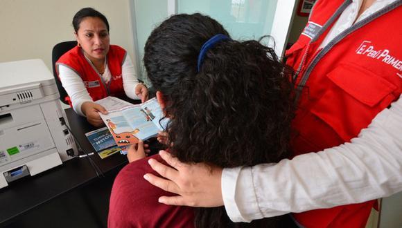 Reportan desaparición de los tres hijos de víctima de presunto feminicidio en Ayacucho (FOTO: MIMP)