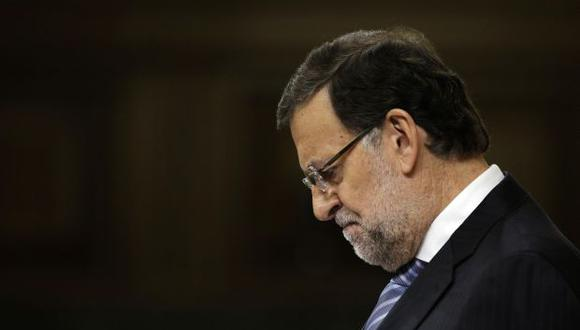 Rajoy lanza un plan anticorrupción en España