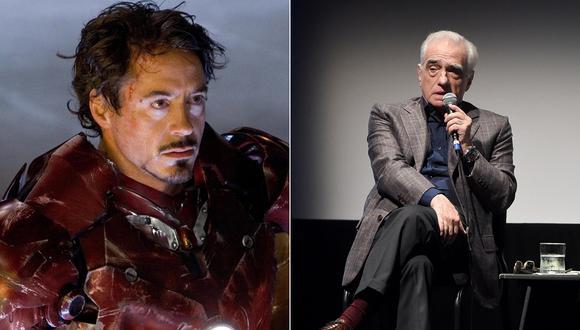 Martín Scorsese fue crítico con las películas del UCM.