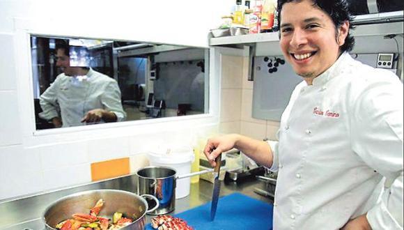 Carlos Camino, la estrella Michelin peruana en Francia