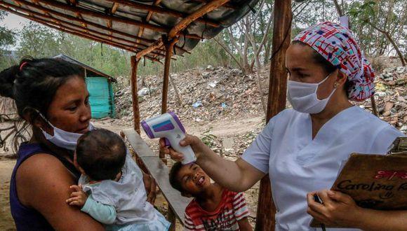 Coronavirus en Venezuela | Últimas noticias | Último minuto: reporte de infectados y muertos hoy, jueves 9 de julio del 2020 | (Foto: AFP / Schneyder MENDOZA).