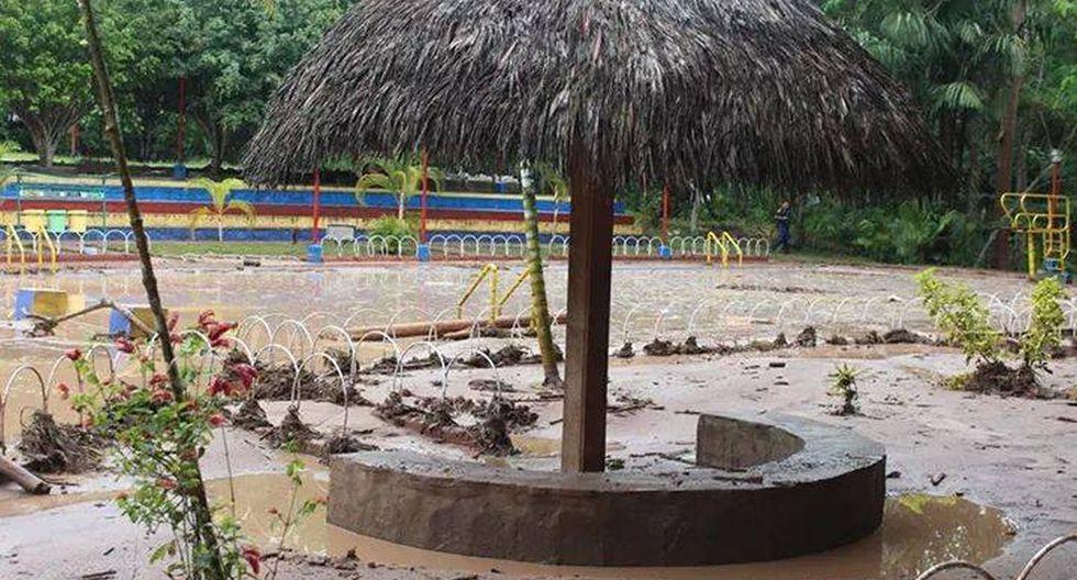 Fotos de los daños que dejó el huaico en Moyobamba - 9