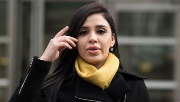 Emma Coronel se casó con Joaquín Guzmán en julio de 2007. (Foto: Getty Images).