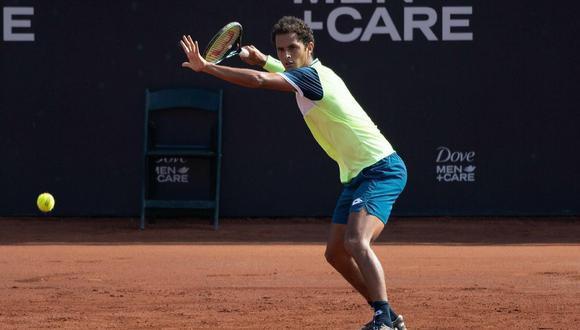 Juan Pablo Varillas disputará la Qualy de Wimbledon. (Foto: Instagram)